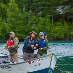 Half-Day Guided Kenai River Fishing