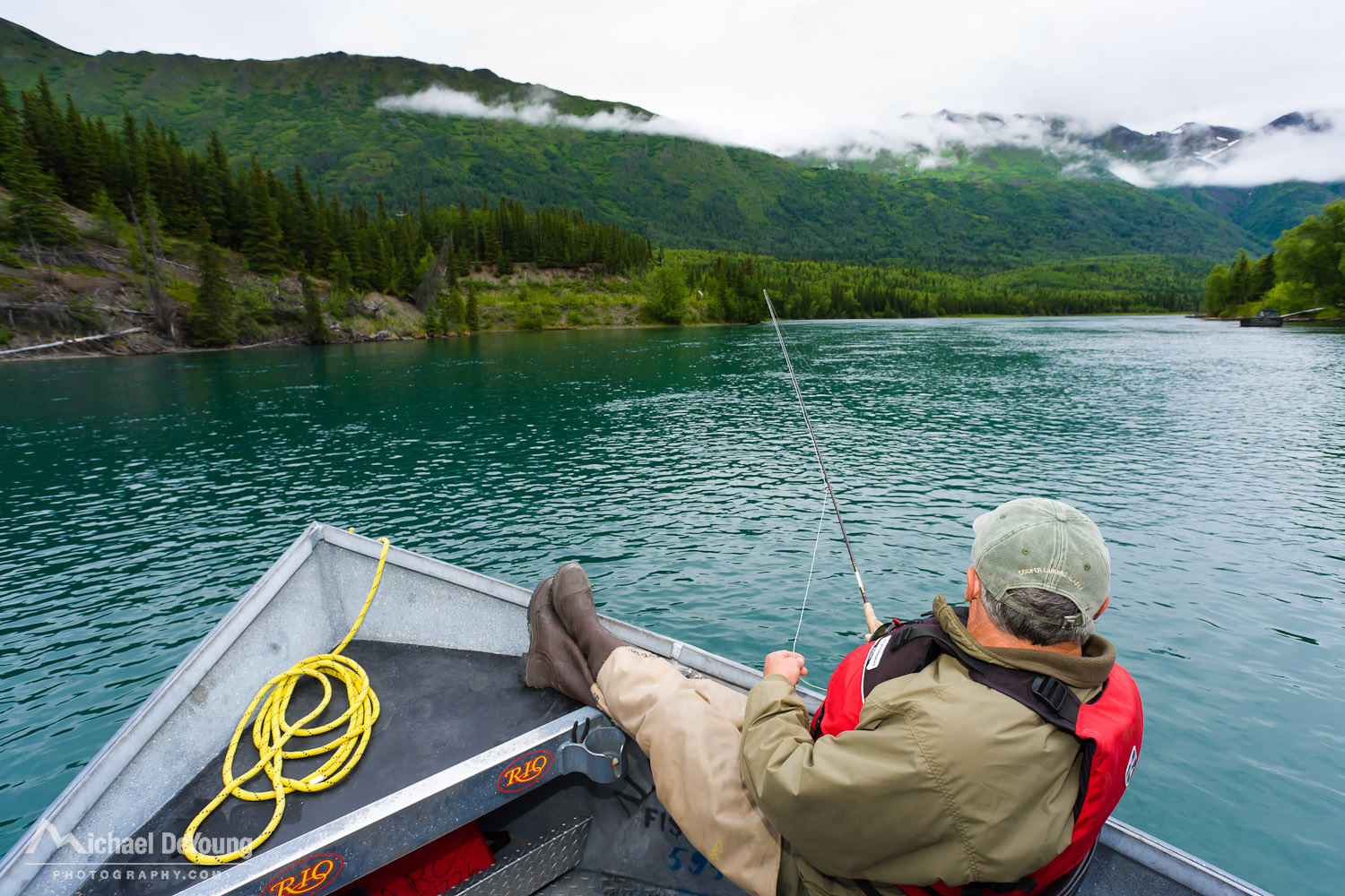 Half-Day Guided Kenai River Fishing