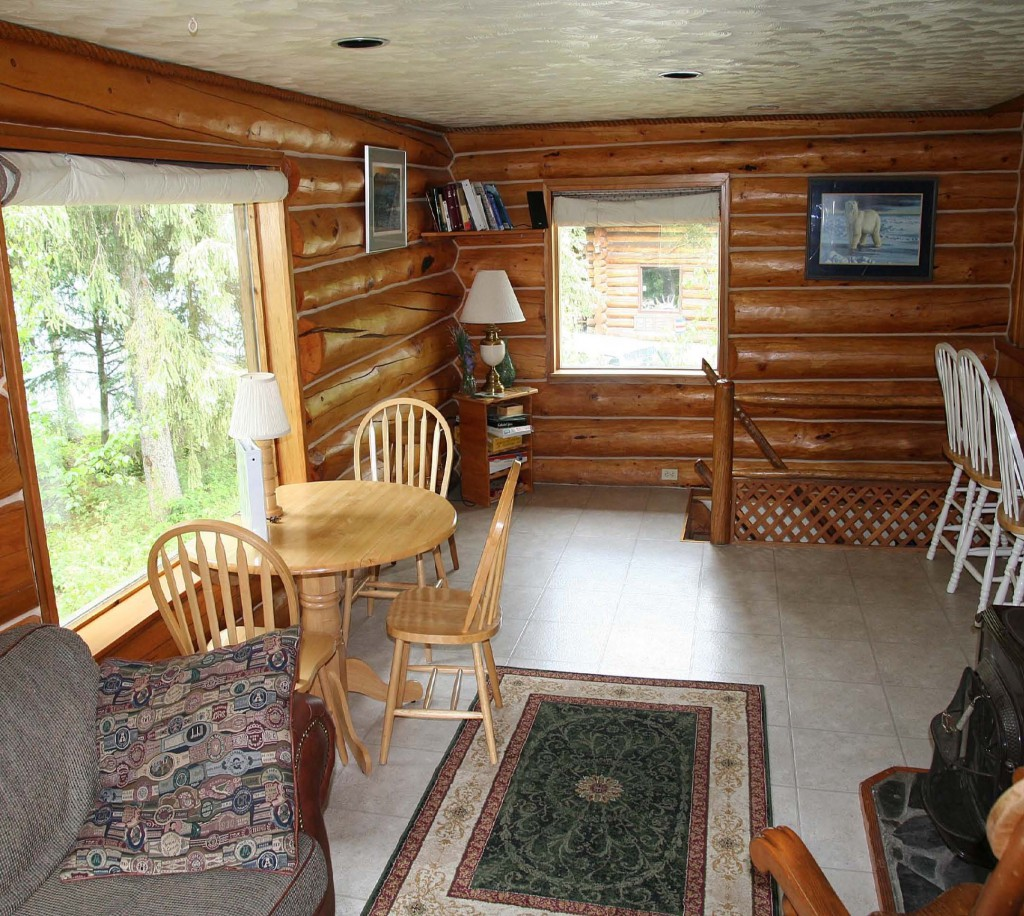 beaches cabin cabins seldovia near homer between alaska rentals detail