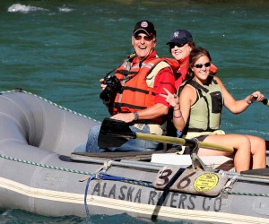 Having Fun on Alaska Rivers Company Scenic Alaska Float Trip
