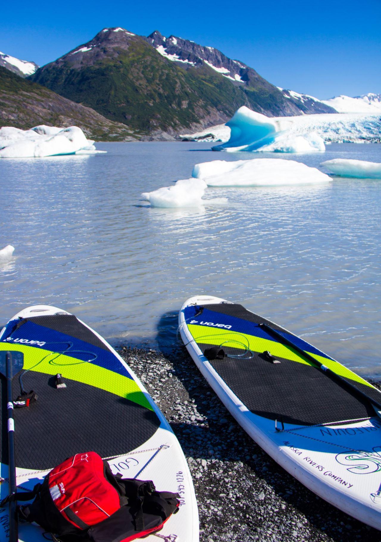 Spencer Glacier Tours Alaska Rivers Company