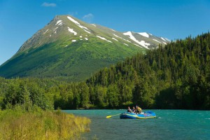 Alaska Kenai River Float Trip