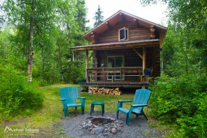 Cozy Alaska cabins rental