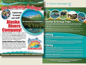 Alaska Rivers Company Corporate Groups