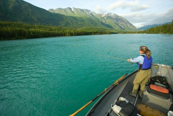 Kenai River Fishing Adventure